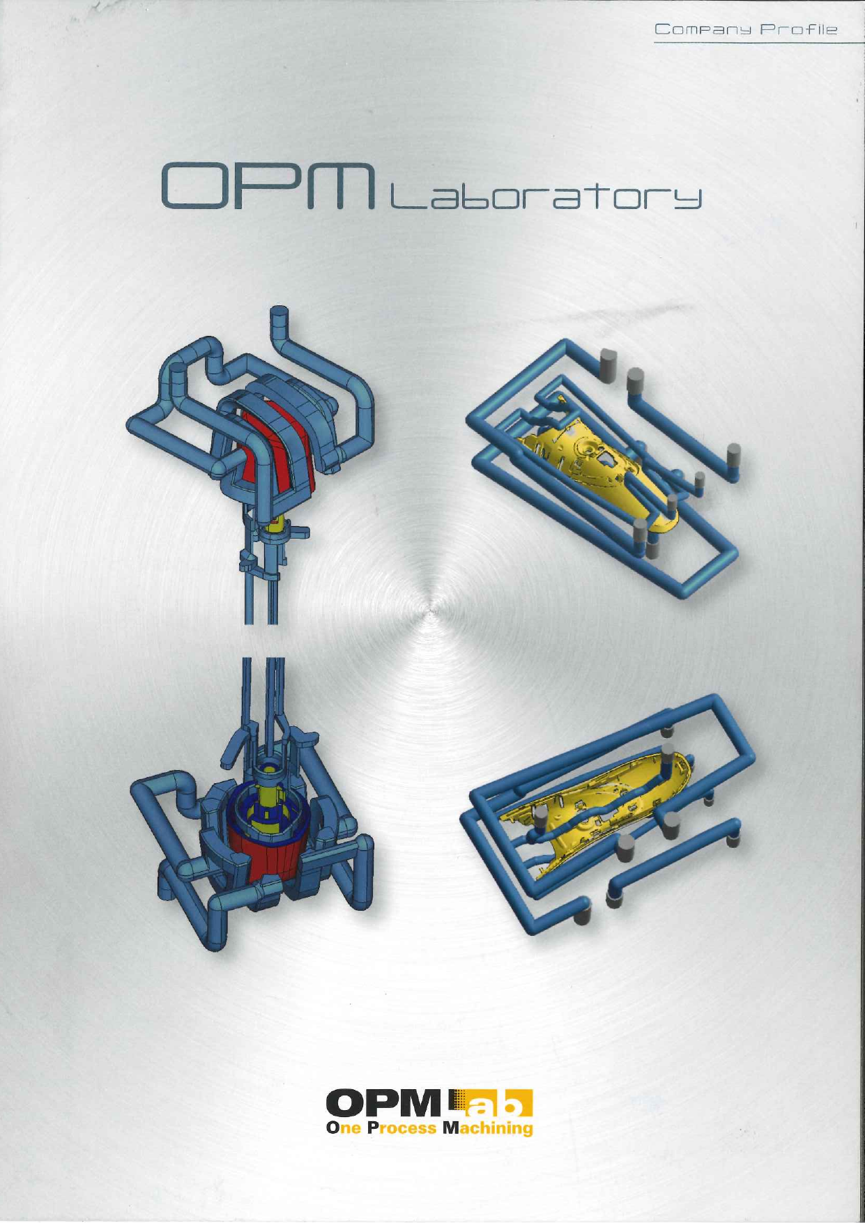 ハイブリッド式金属3Dプリンタ OPMラボラトリー 会社概要