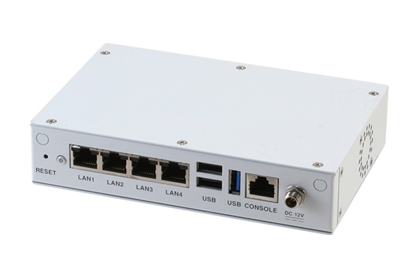 デスクトップ型ネットワークアプライアンス【FWS-2250】