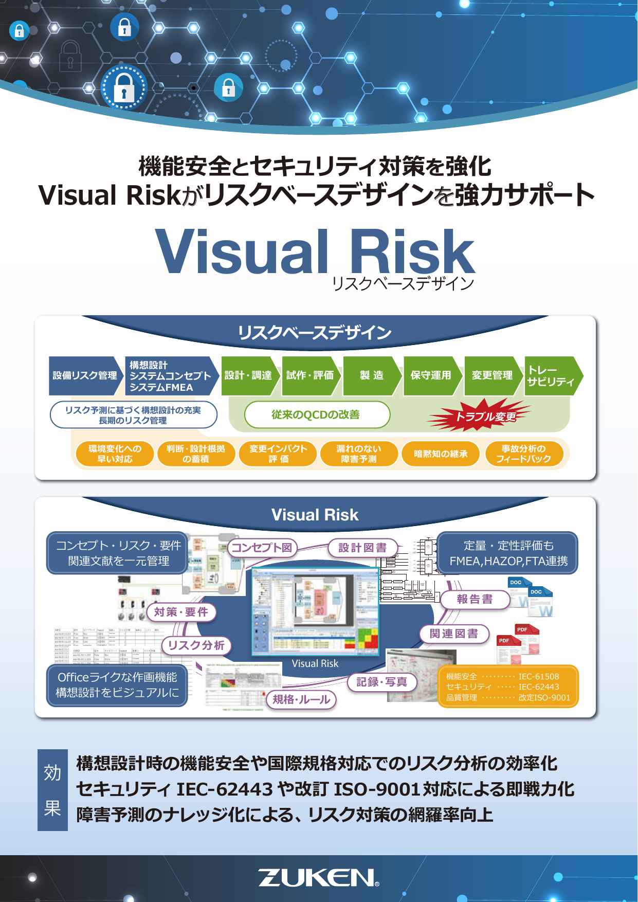 Visual Risk