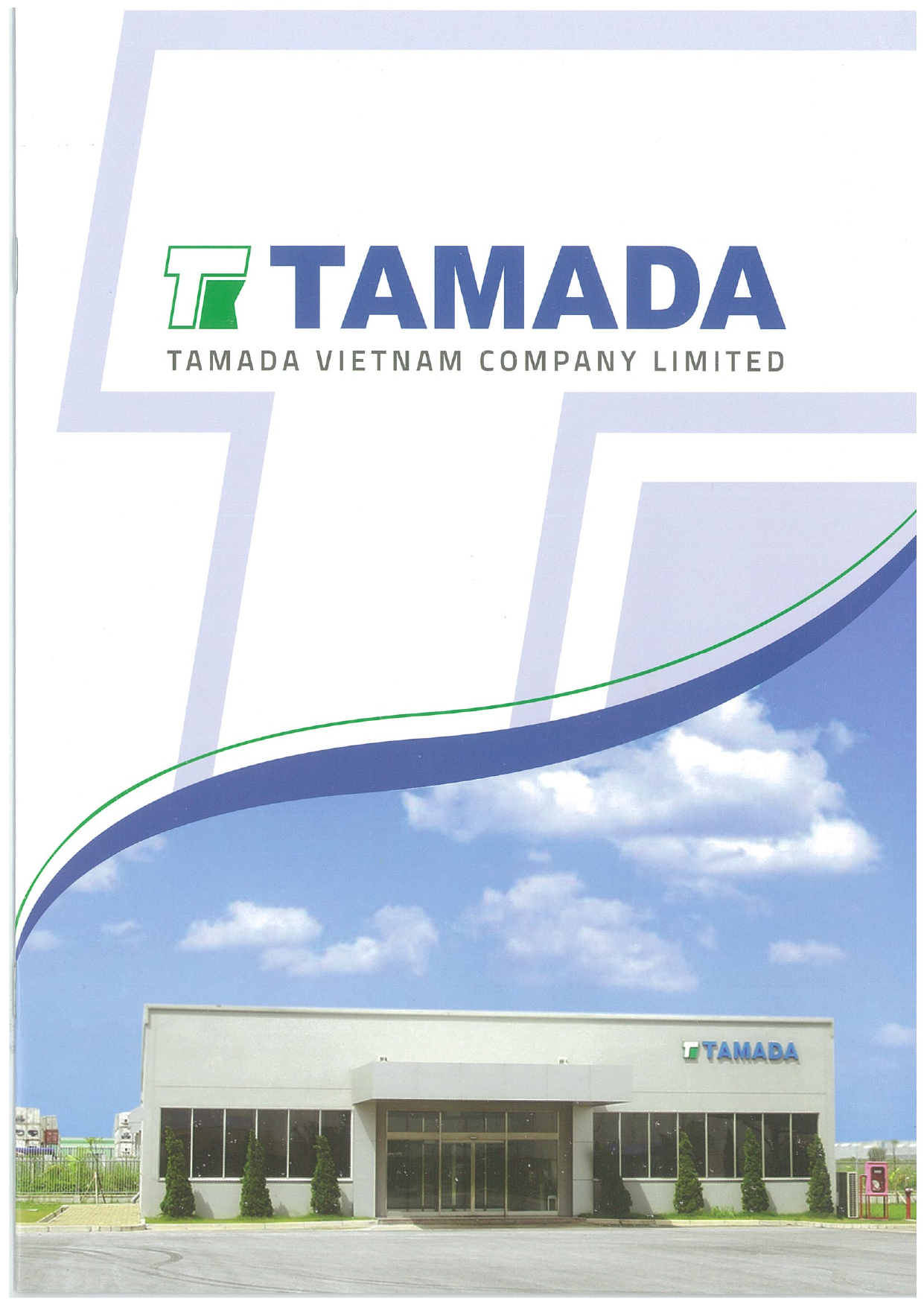 TAMADA VIETNAM CO.,LTD overview