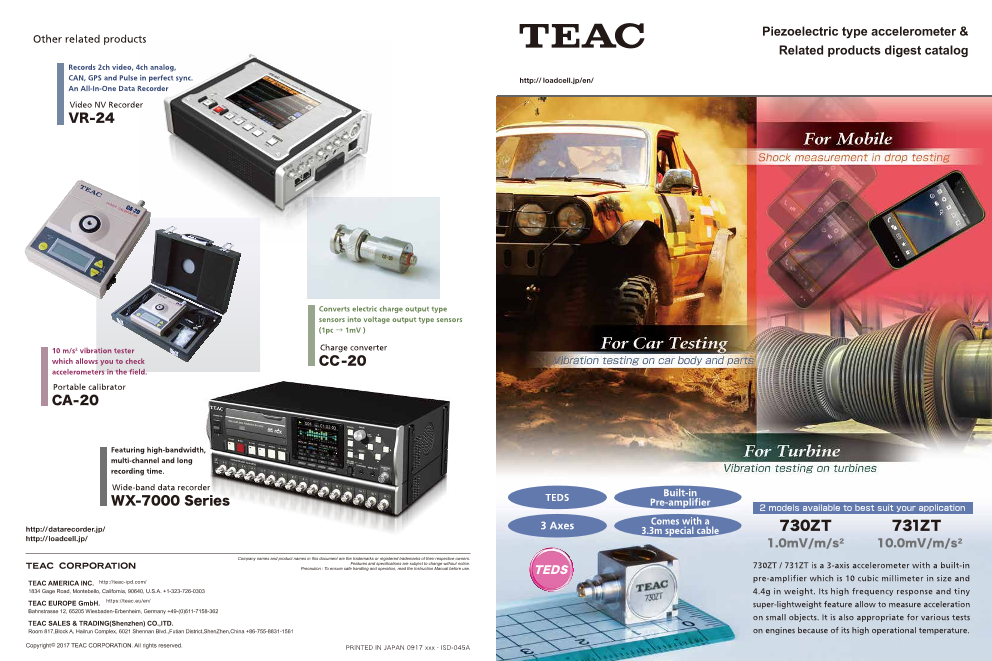 Related products digest catalog