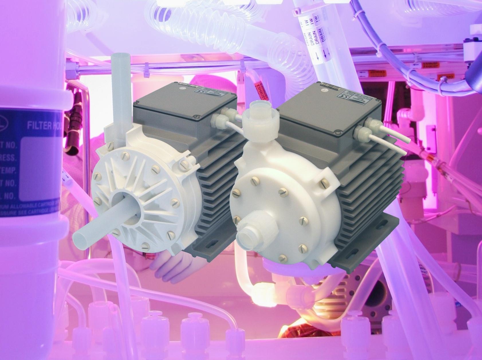 ベアリングレスポンプシステム BPS-2000