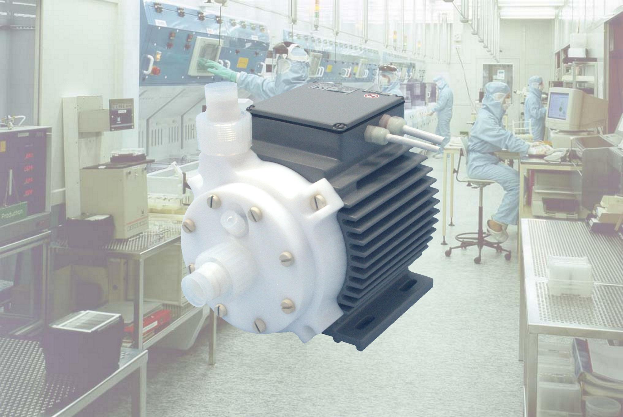 ベアリングレスポンプシステム BPS-4H (高温)