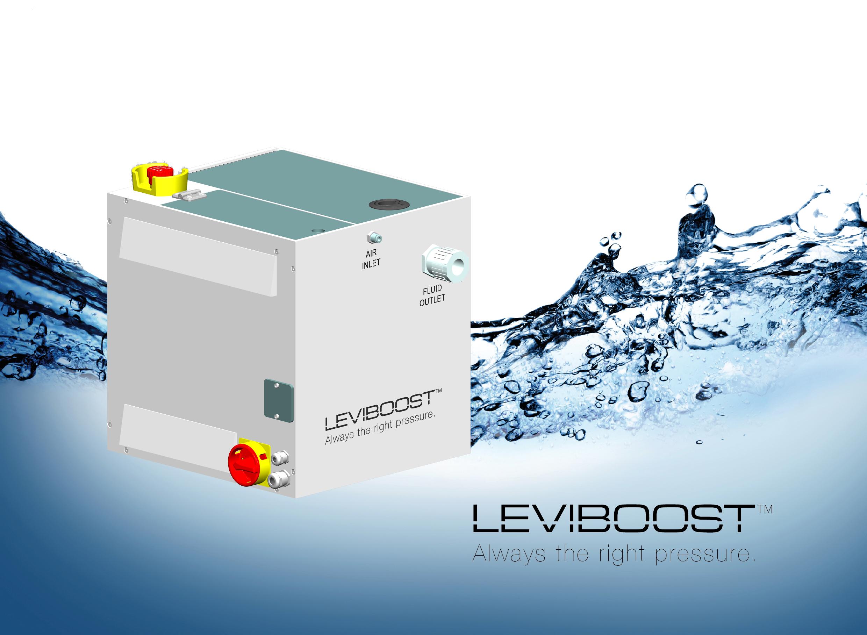 昇圧ユニット LeviBoost