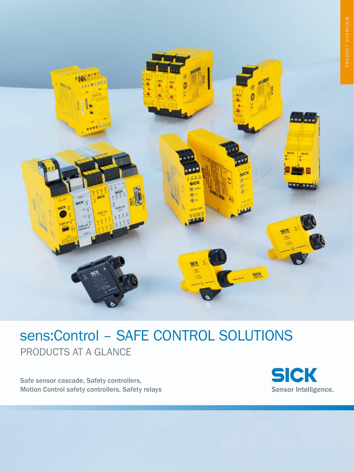 sens Control SAFE CONTROL SOLUTIONS