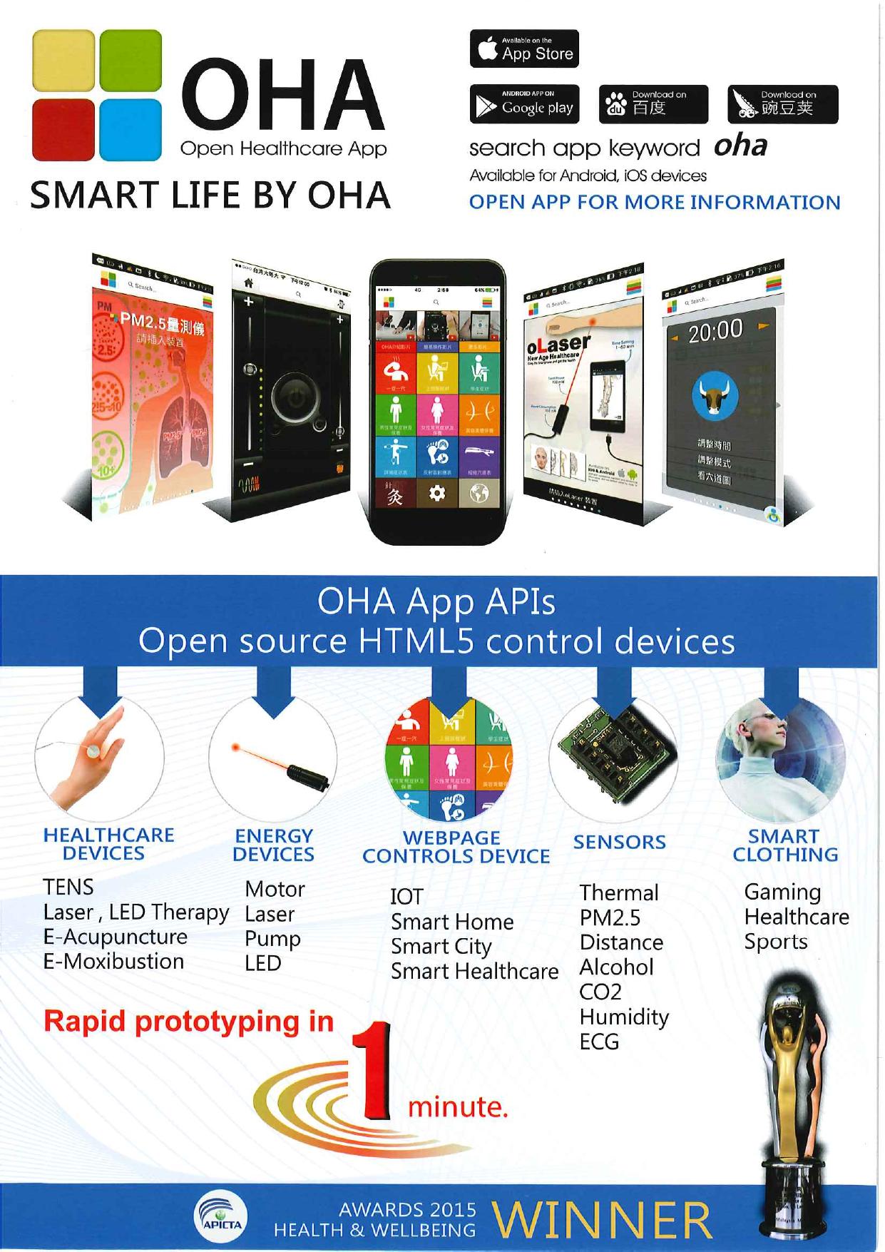 Open Healthcare App OHA