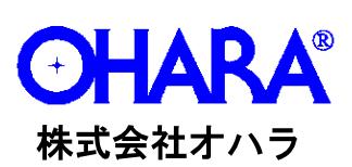 「株式会社 オハラ」の画像検索結果