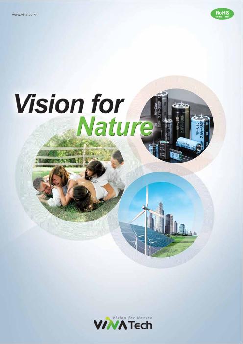 Vinatech(韓国) 電気二重層キャパシタ EDLC / P-EDLC