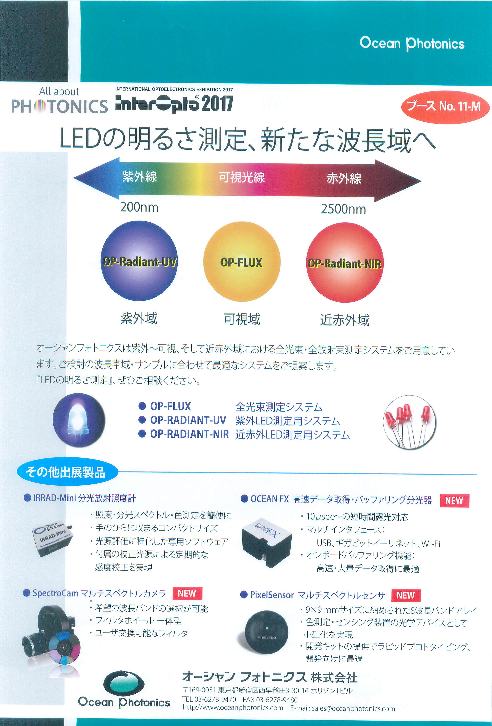 全光束・全放射束測定システム