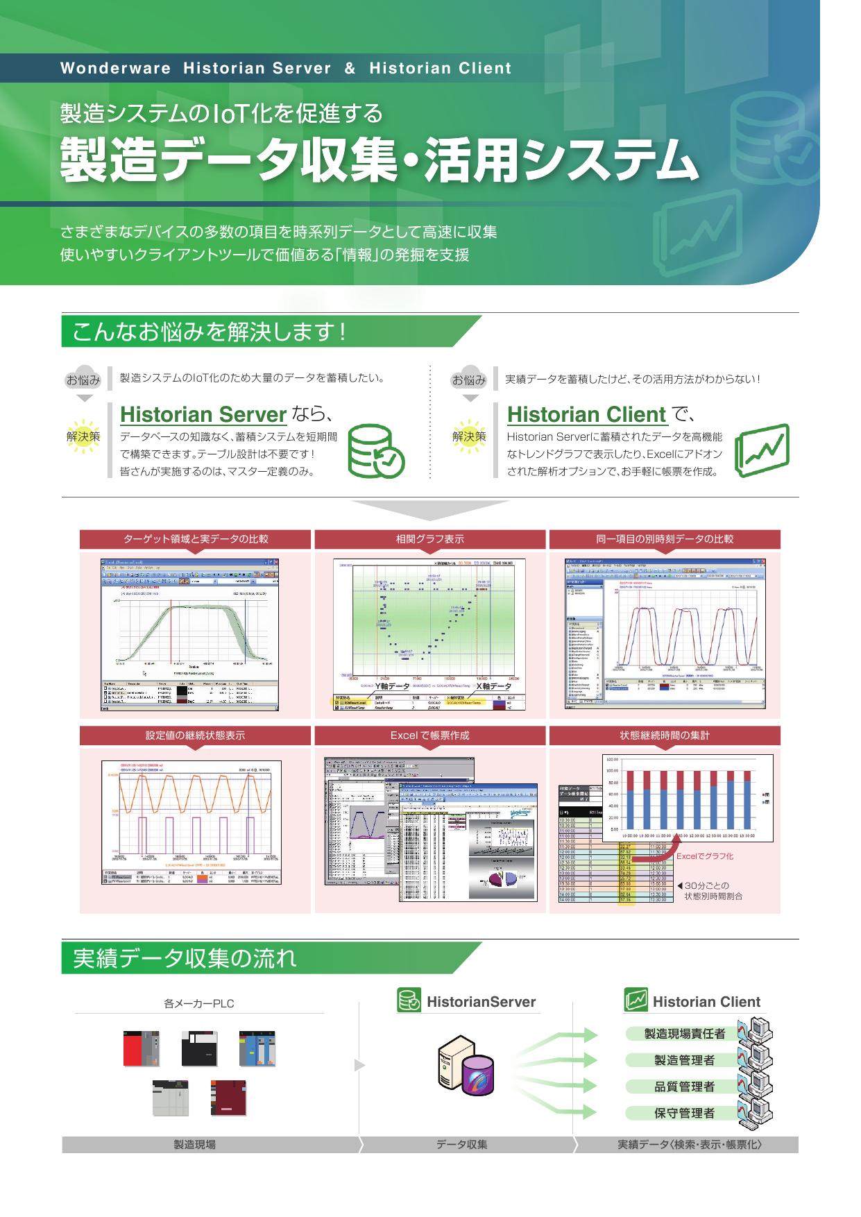 """【""""IoT""""化の事例】製造データ収集・活用システム"""