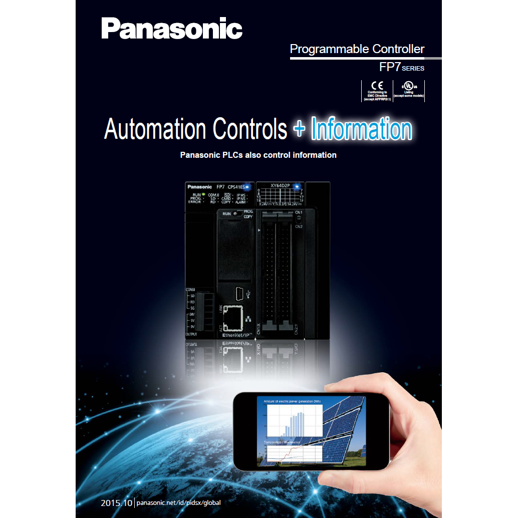 Programmable Controllers FP7