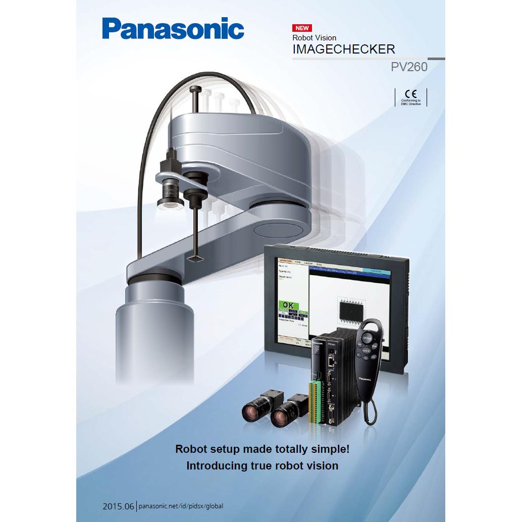 Robot Vision IMAGECHECKER PV260