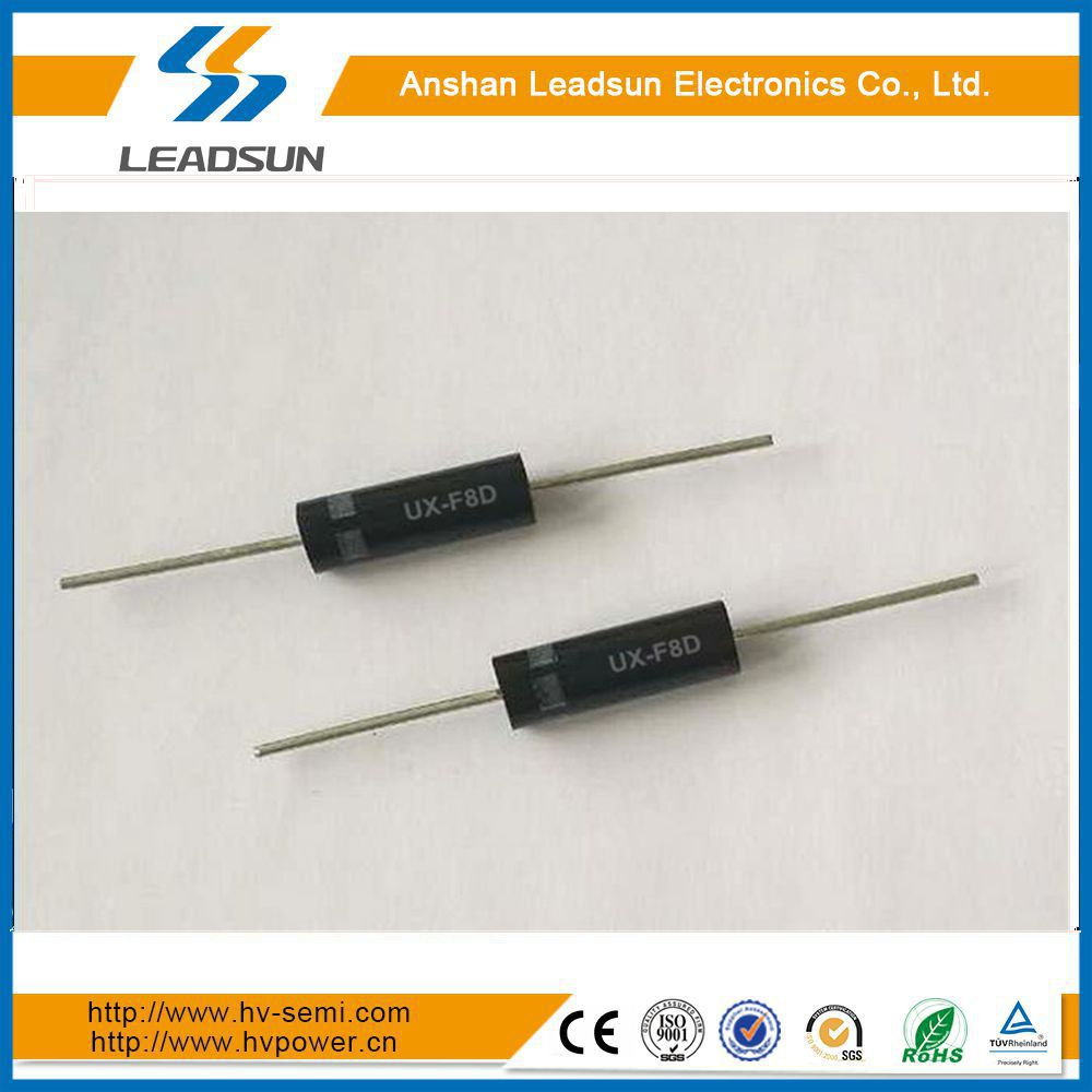 Ux F8d High Voltage Diode 8kv 500maanshan Leadsun Electronics Co Rectifier Circuit Informationproduct Specifications Of 500ma